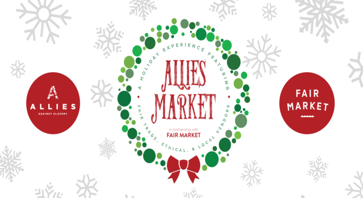 10th Annual Allies Market Opens Sunday December 8th